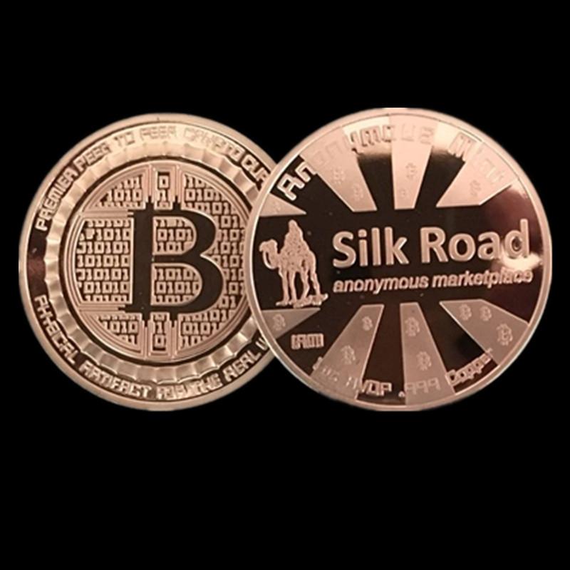 šilko bitcoin